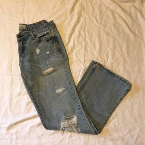 """""""CHELSEA"""" BOOTCUT JEANS"""